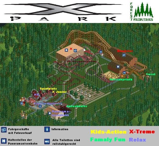 X Park Forest Frontiers