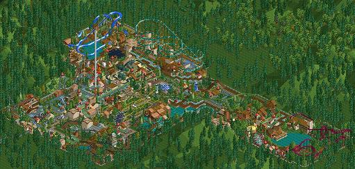 Forest Frontiers Theme Park