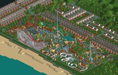 10 Jahre RCT: Brighton Pleasure Beach